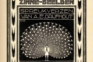 65/3723   [Escher, M.C. (1898-1972)]. Drijfhout, A.E.