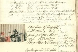 65/2387   [VOC and WIC]. Ingekomene Brieven van den Heer D: T: Fretz en an