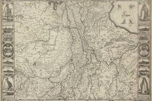 65/5953   [Gelderland]. Ducatus Geldriae nec non Comitatus Zutphaniae (...
